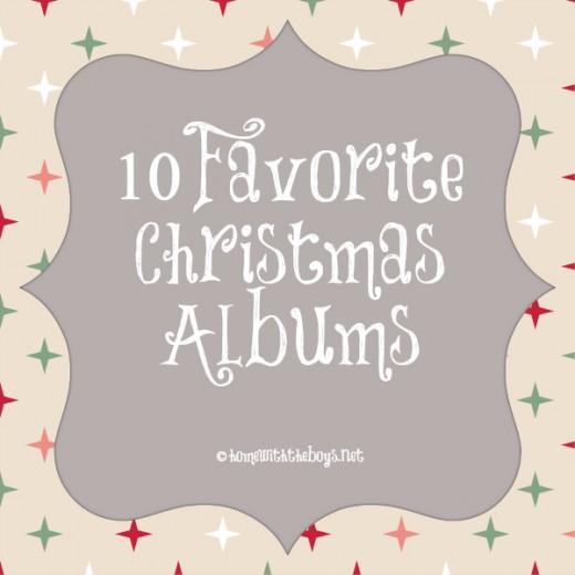10 Favorite Christmas Albums