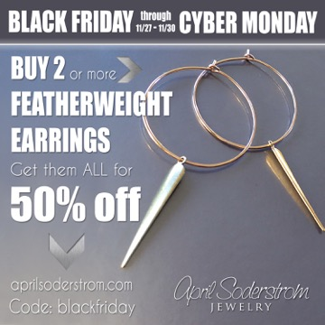 2015 - Black Friday & Cyber Monday FW Sale