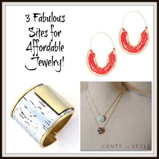 Affordable Jewelry Sites