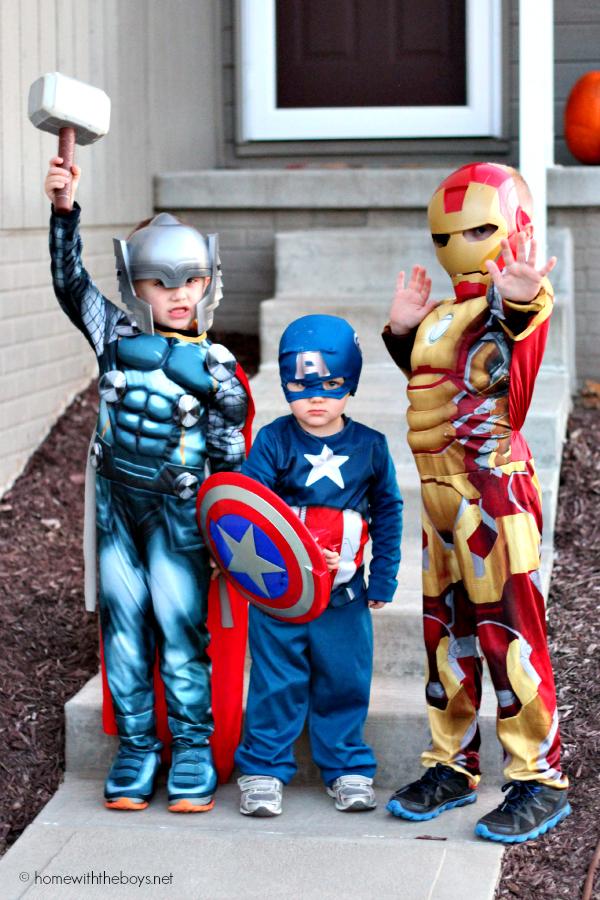 Avengers 2014
