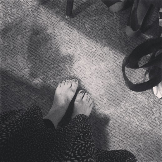 Awana Worship Feet