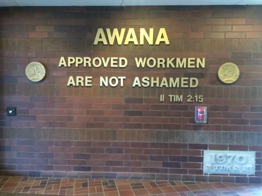 Awana name