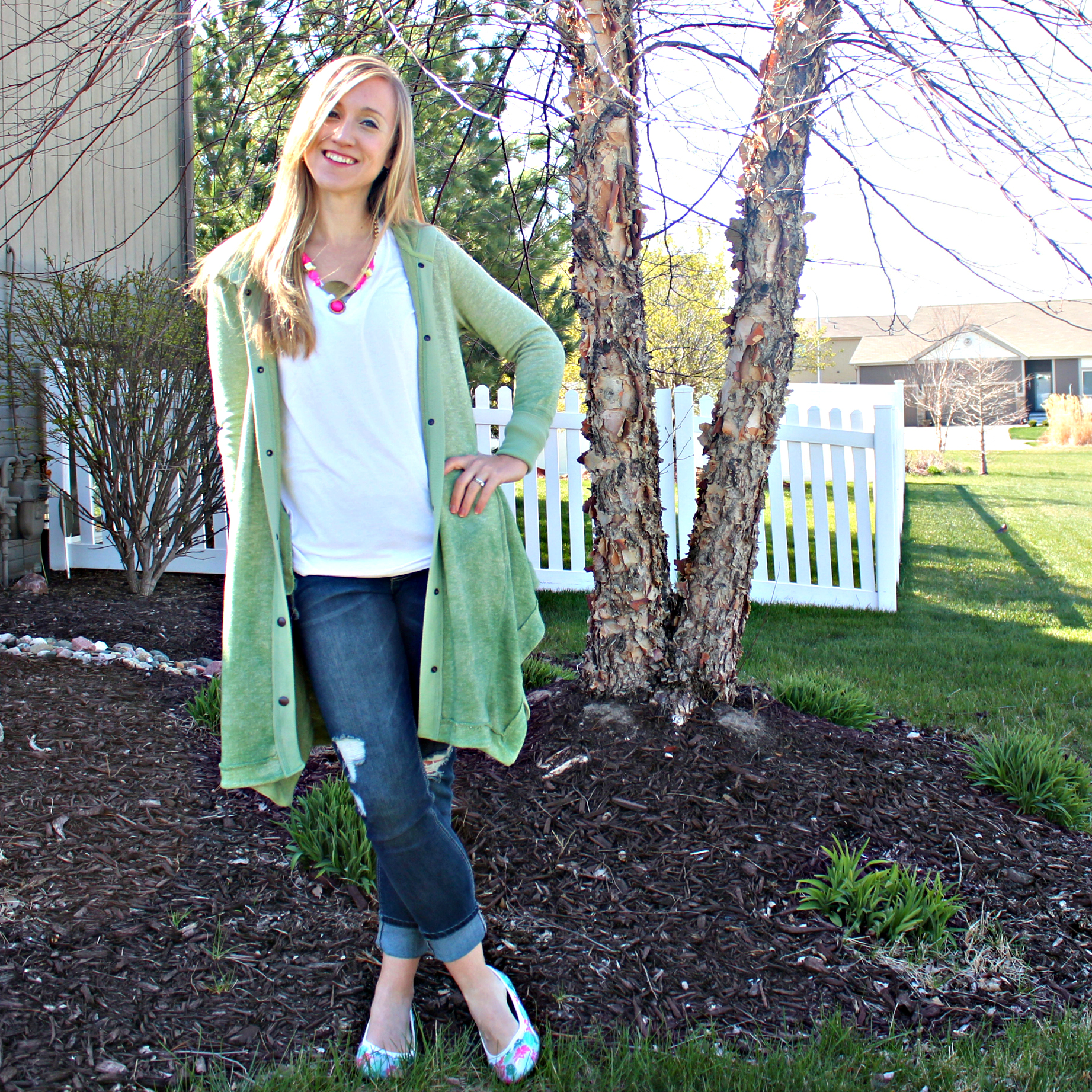 BMGMStyle Spring Flats Outfit 2
