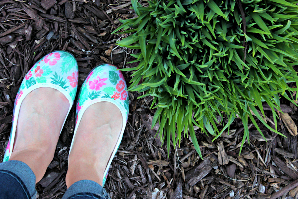 BMGMStyle Spring Flats