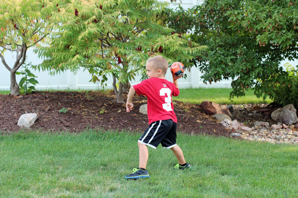 Backyard Football 14