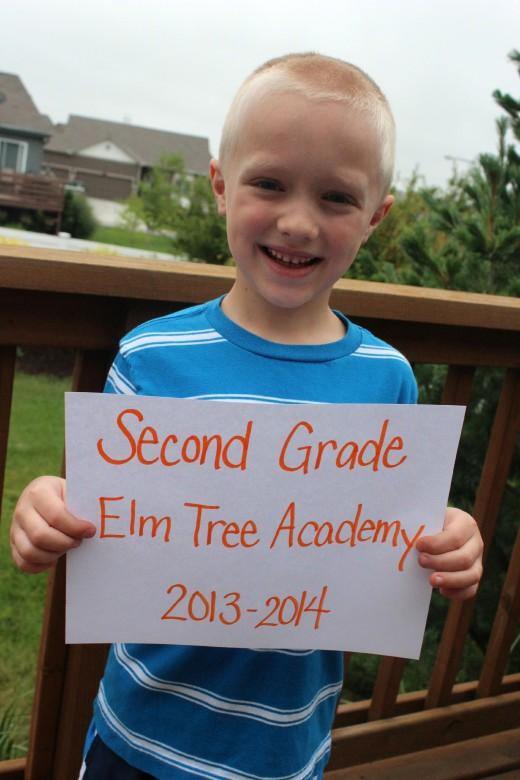 Big J Second Grade