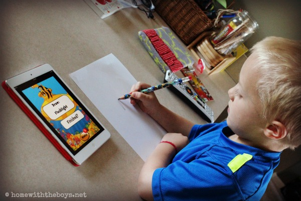 Bonza Draw: Inspiring Kids to Get Creative!