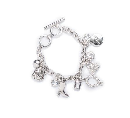 CMN charm bracelet