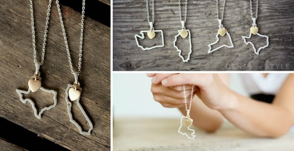 State Necklaces – BOGO FREE!