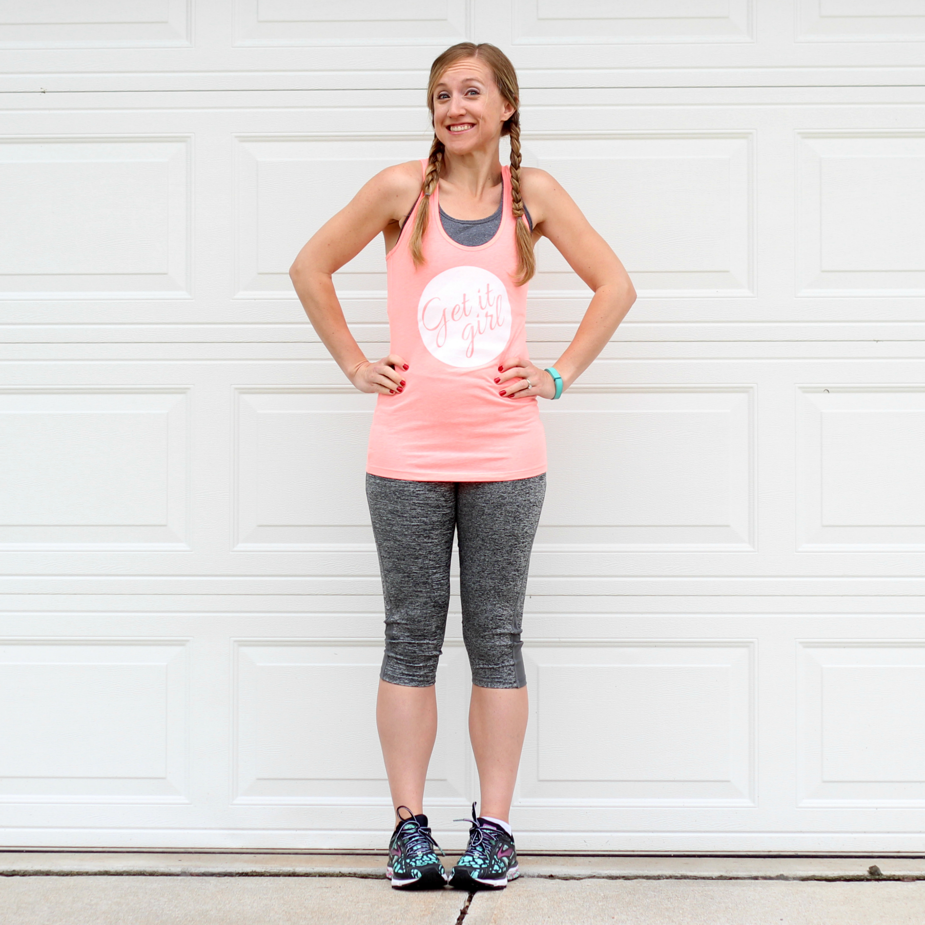Get It, Girl: How I Wear Activewear and a Sale for You!