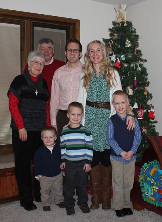 Christmas 2013 Part 1l