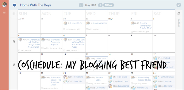 CoSchedule: My New Blogging Best Friend
