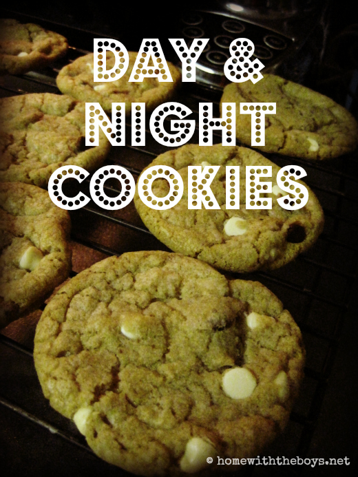 Day Night Cookies