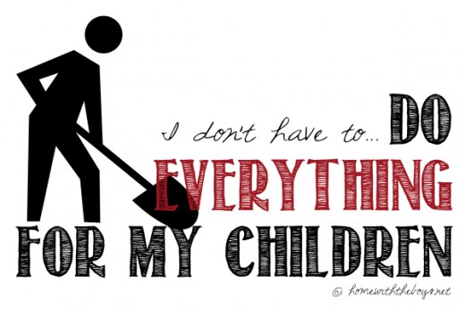 Do Everything for My Children