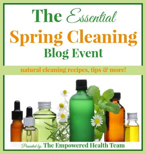 Essential Spring Cleaning Blog Tour