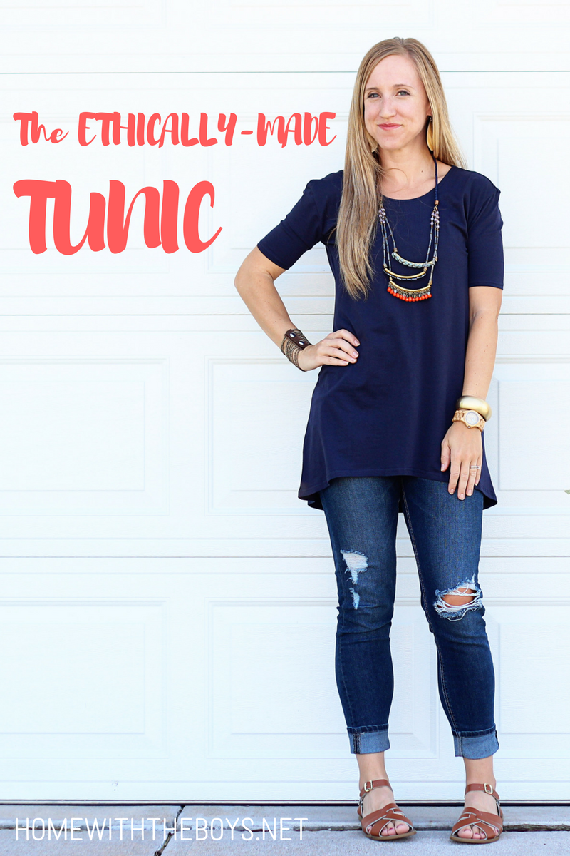 Ethically-Made Tunic
