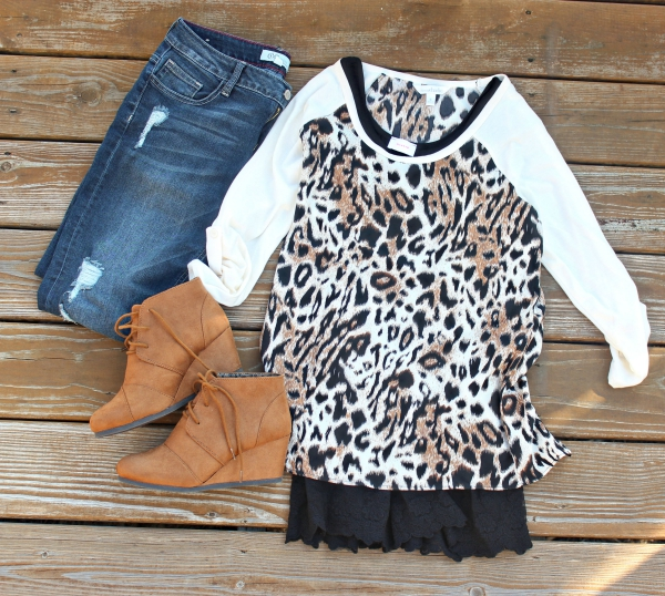 Fall Style Leopard Blog