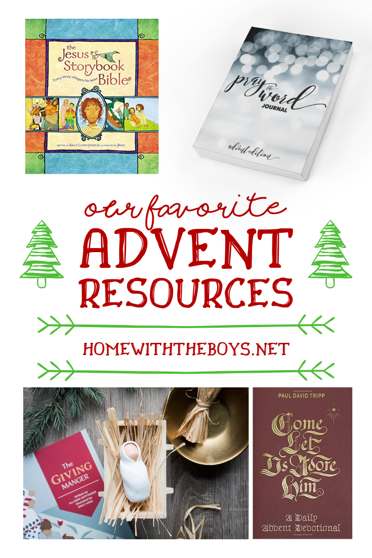 Our Favorite Advent Resources