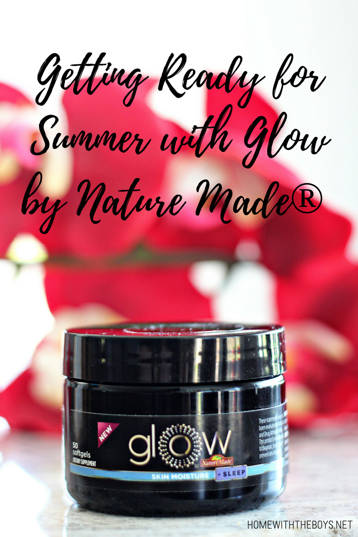Getting Ready for Summer with Glow by Nature Made®