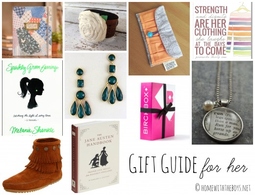 Gift Guide for Her 2013