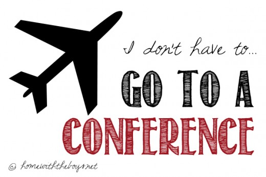 Go to a Conference
