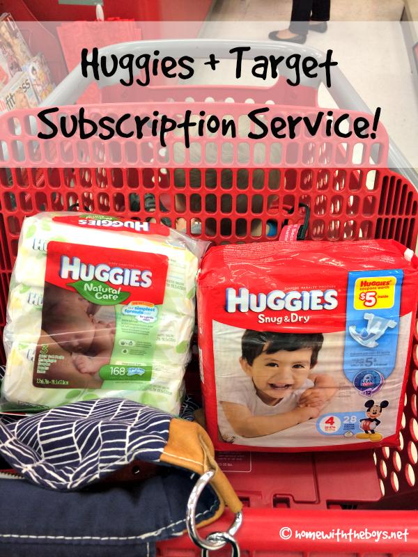 Huggies Target