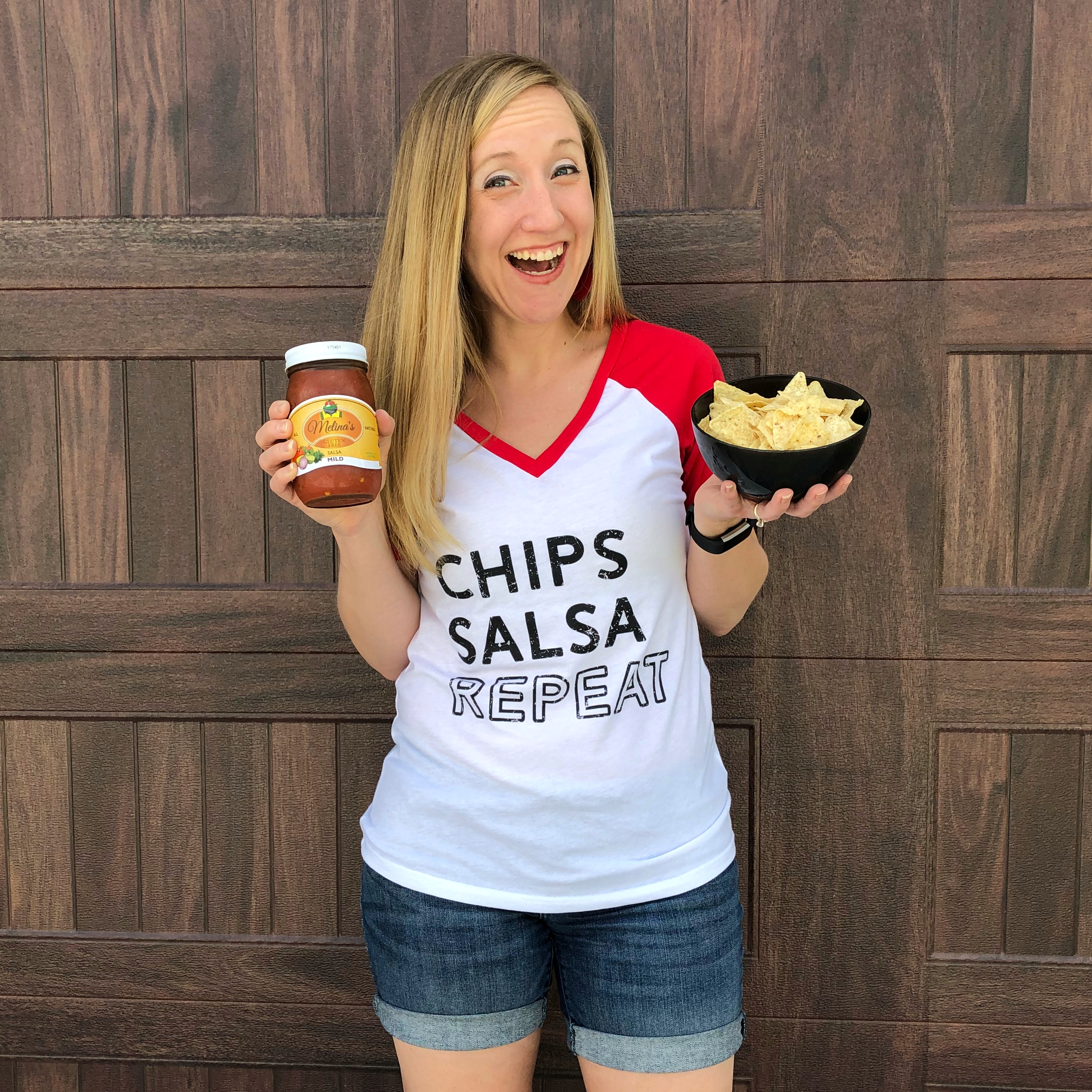 Chips. Salsa. Repeat.