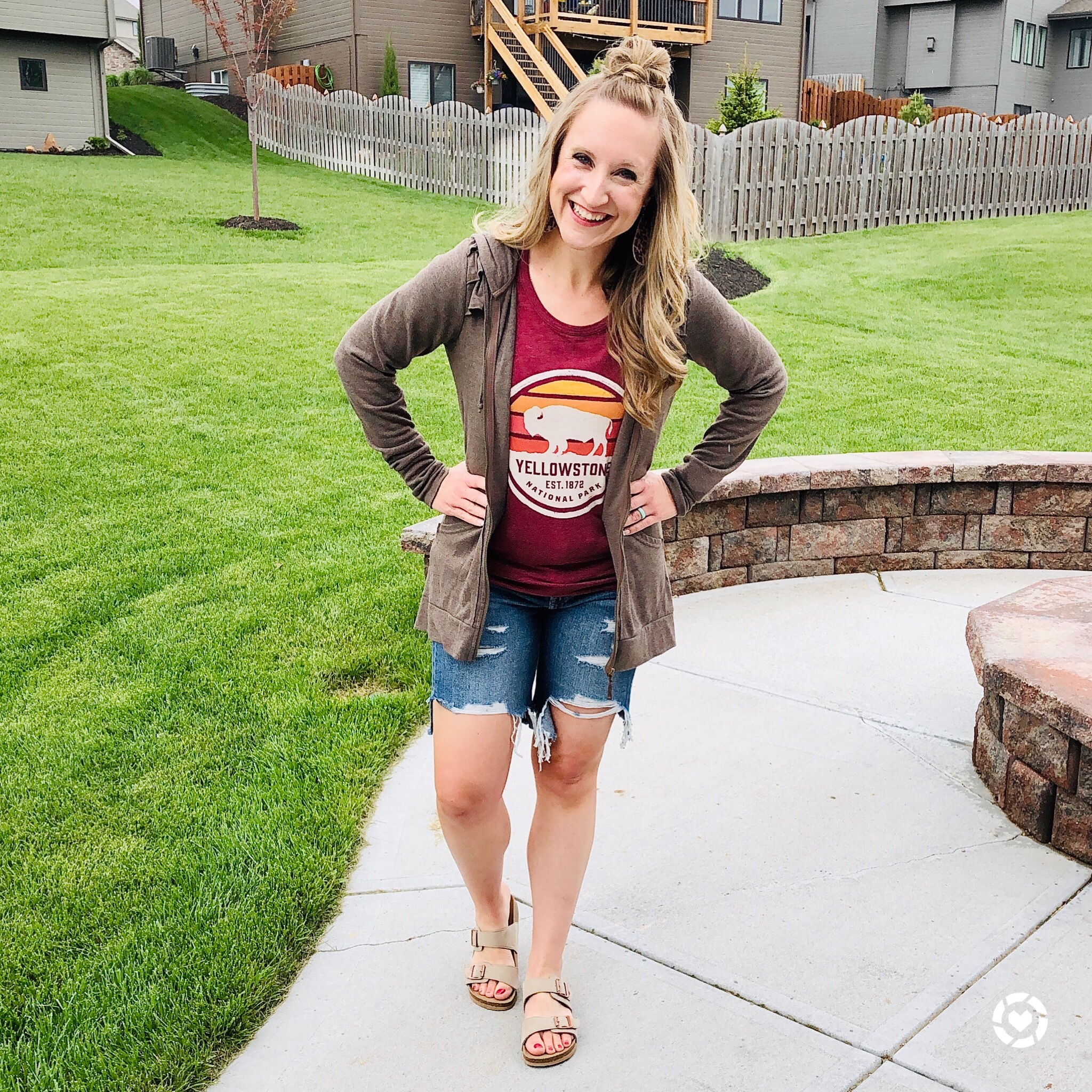 Favorite Denim Shorts {Summer 2020}