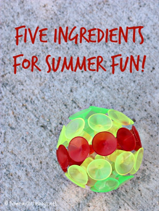 Ingredients for Summer Fun