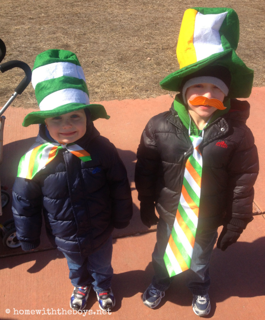 Irishman Leprechauns