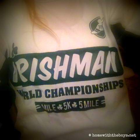Irishman Shirt