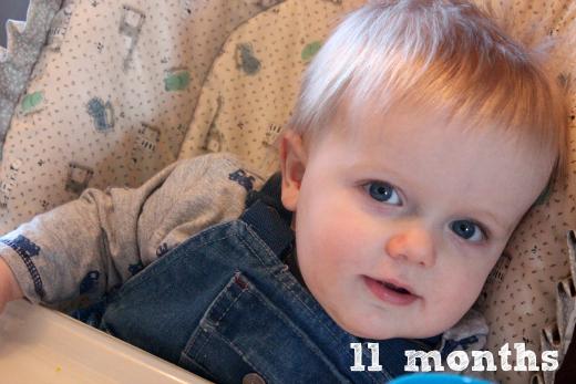 JJ 11 months