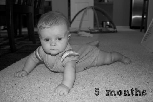 JJ 5 months