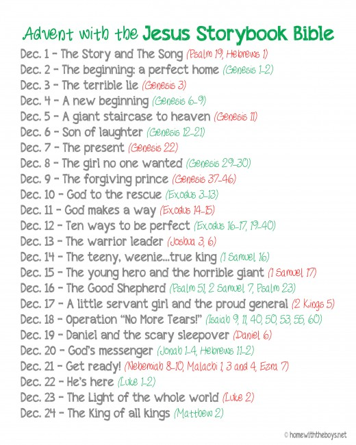 ive also found many more reasons to love the jesus storybook bible