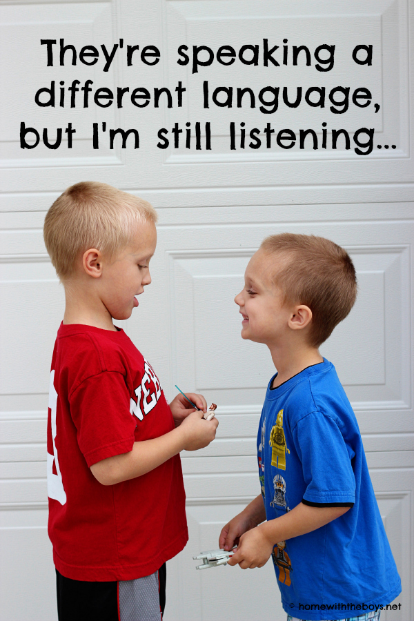 Listening to Your Kids