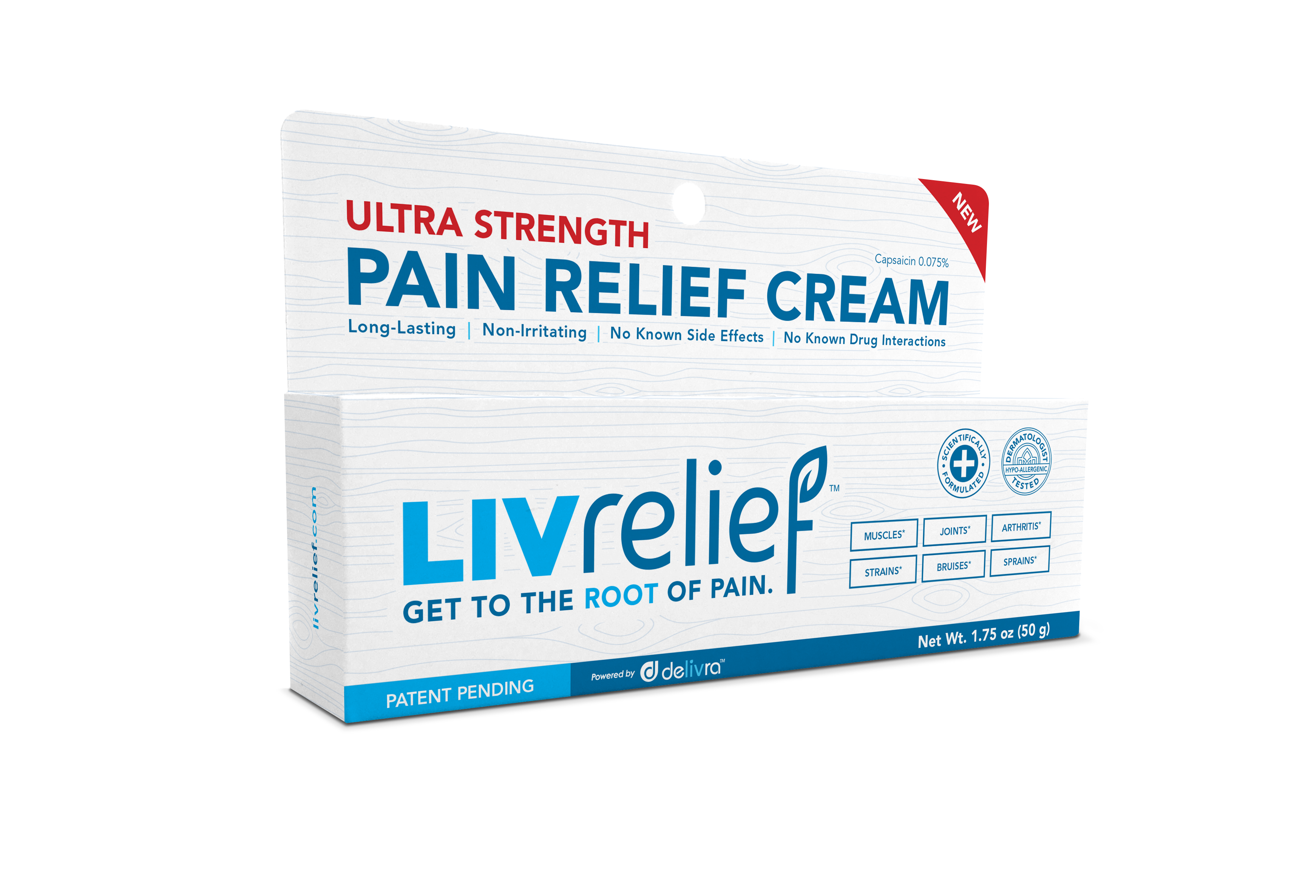 LivRelief Box