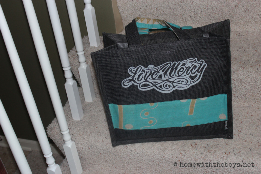 Love Mercy Bag