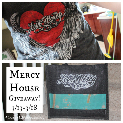 Love Mercy Giveaway