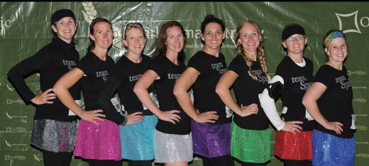 M2M Team Sparkle Skirt Photo Crop