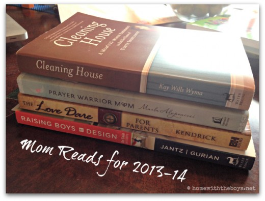 Mom Reads for 2013-14