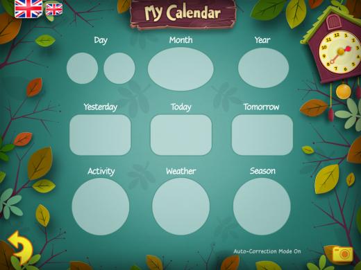 My Calendar My Day Page