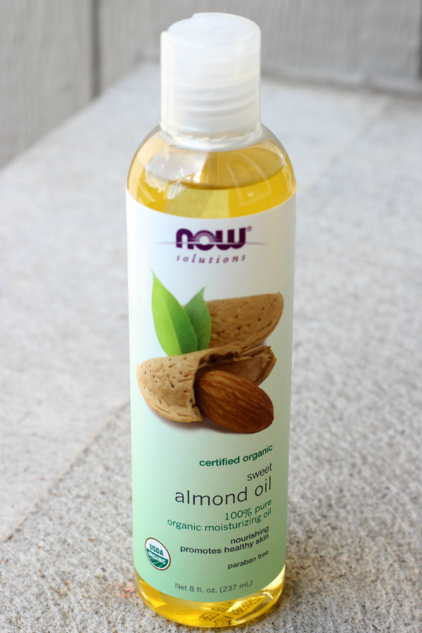 NOW Almond Oil