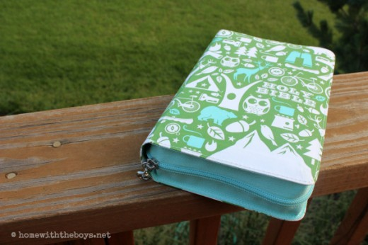 Nature Bible with Zipper