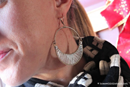 Noonday Earrings Close