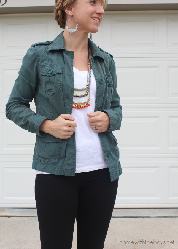 My Favorite Noonday Necklace + Giveaway!