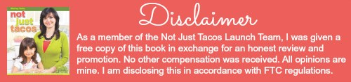 Not Just Tacos Disclaimer