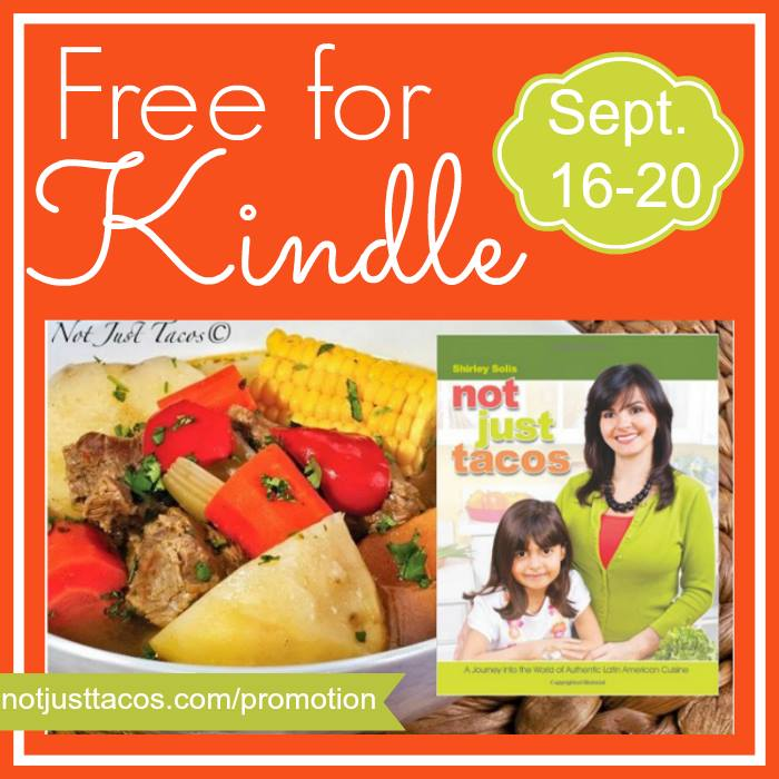 Not Just Tacos: Free Latin American Recipe + Culture eBook!