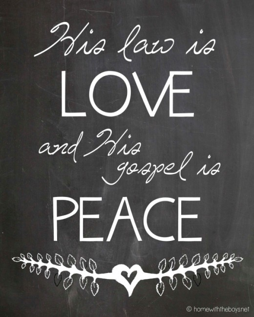 O Holy Night Love Small