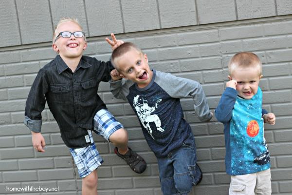 OshKosh Crazy Boys