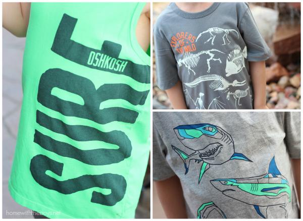 OshKosh Shirts